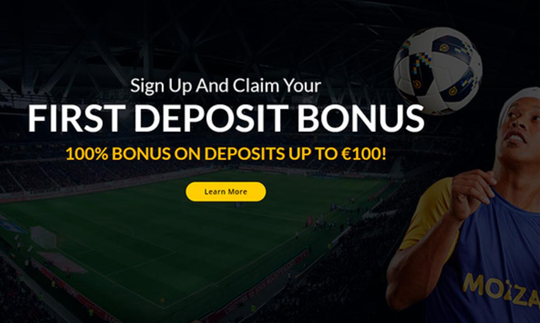 What bonuses can Mozzart Bet?
