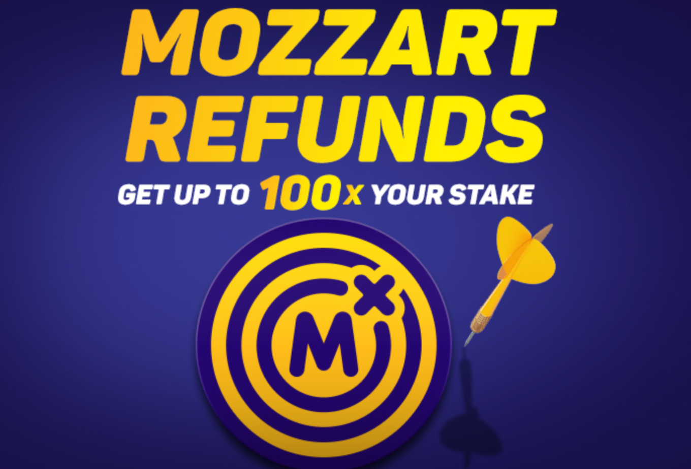 Refund of losses from Mozzartbet and a bonus with increased odds